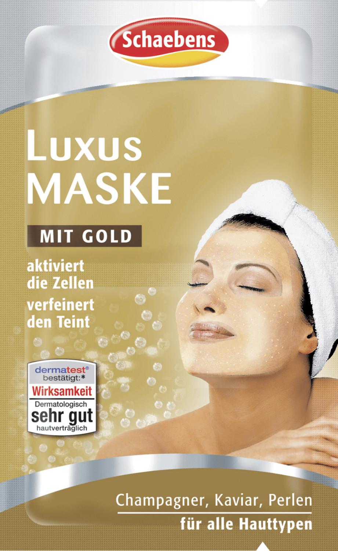 Schaebens Luxus Maske (2x5ml)