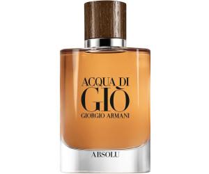 Armani Giò Absolu Di Eau De Homme Acqua Parfum Au Meilleur Giorgio FKJTcl31