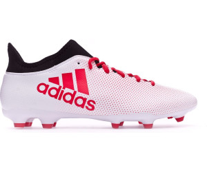 Adidas X 17.3 Firm Ground ftwr whitereal coralcore black