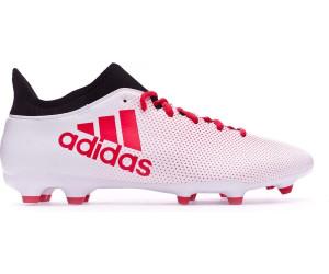 best authentic unique design latest Adidas X 17.3 Firm Ground ftwr white/real coral/core black au ...