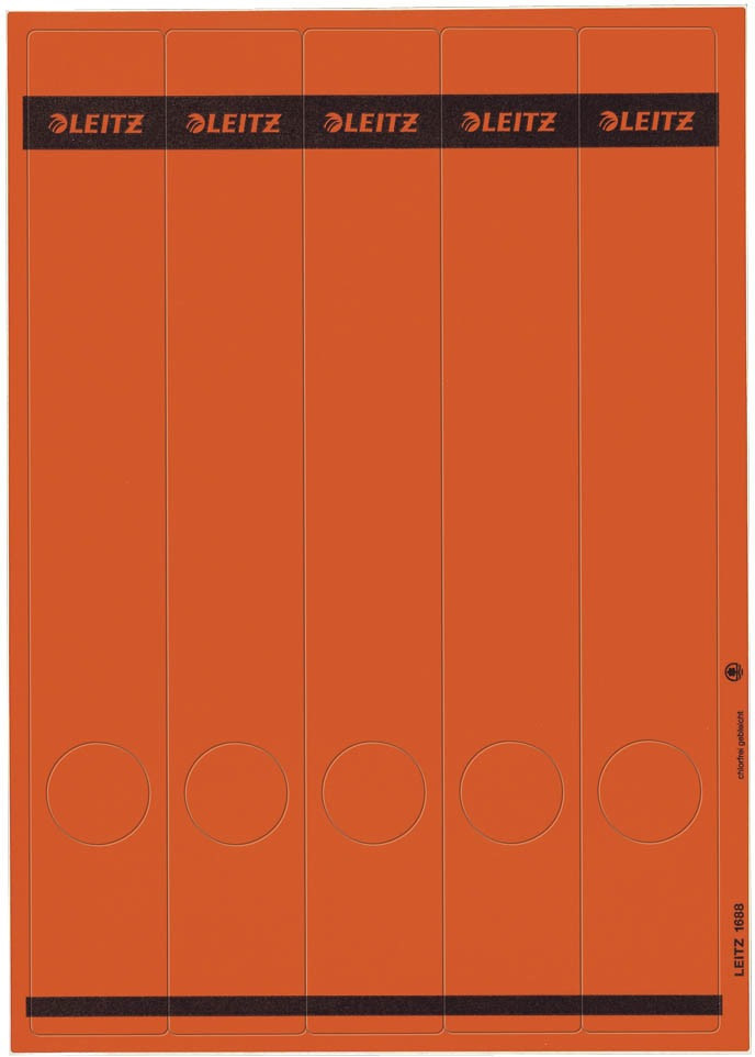 Image of Leitz 1688 red