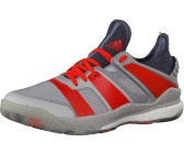 more photos cb5df 1dc1f Adidas Stabil X silver metallichi-res redraw grey