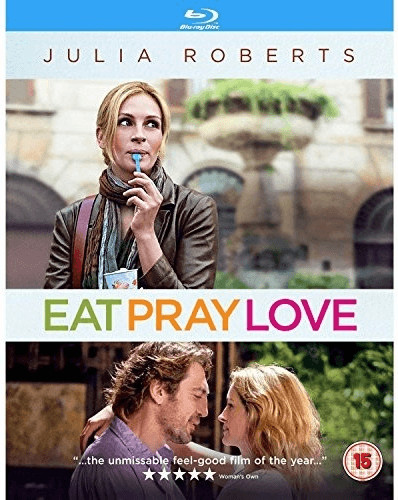 Image of Eat, Pray, Love [Blu-ray] [2011] [Region Free]