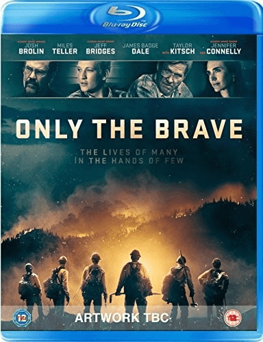 Image of Only the Brave [Blu-ray] [2017]