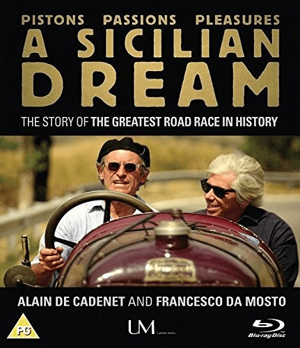 Image of A Sicilian Dream Blu-Ray [NTSC]
