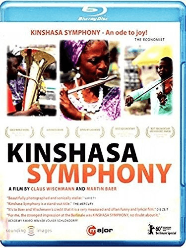 Image of Beethoven: Kinshasa Symphony (Symphony No.9) (C Major: 709004) [Blu-ray] [2011]