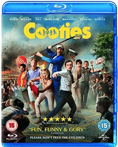 Image of Cooties [Blu-ray] [2014] [Region Free]