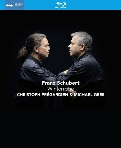 Franz Schubert - Winterreise (Christoph Prégardien/Michael Gees) (+CD) [Blu-ray]