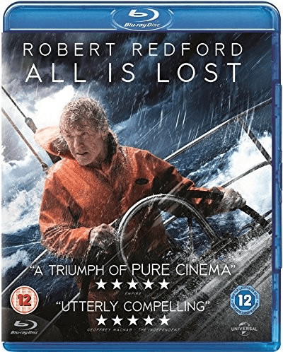 Image of All Is Lost [Blu-ray] [2013] [Region Free]