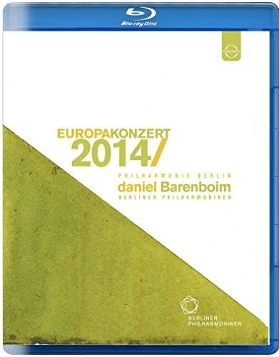 Image of Europakonzert 2014 Berlin [Blu-ray]