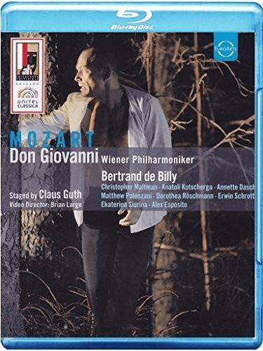 Image of Mozart: Don Giovanni (Don Giovanni: Salzburg Festival 2008) [Blu-ray] [2010] [Region Free]