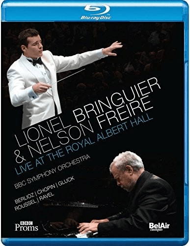 Image of Lionel Bringuier & Nelson Freire Live at the Royal Albert Hall (BBC Symphony Orchestra) [Blu-ray] [2013] [Region Free]