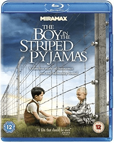 Image of Boy in the Striped Pyjamas [Blu-ray]