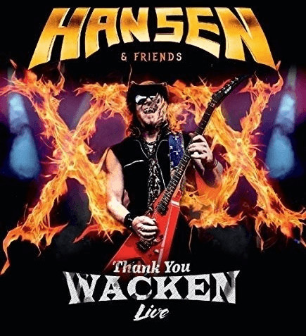 Image of Kai Hansen: Thank You Wacken [Blu-ray]