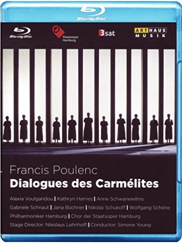 Image of Kathryn Harries - Francis Poulenc - Dialogues des Carmélites (Staatsoper Hamburg 2008) [Blu-ray] [2010]