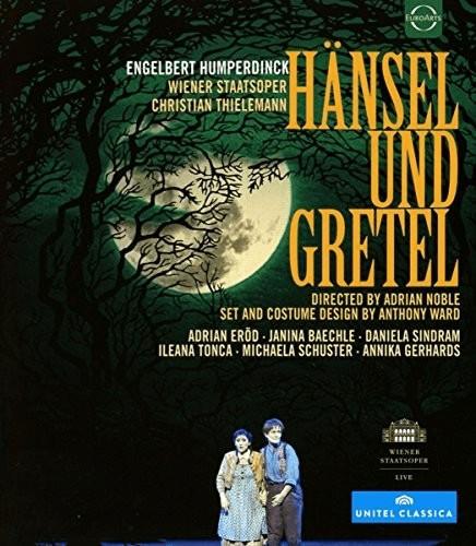 Image of Christian Thielemann - Engelbert Humperdinck: Haensel und Gretel Blu Ray (Blu ray) [Blu-ray] [2016]
