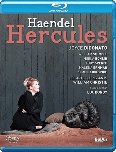 Image of G. Handel - Haendel:Hurcules [William Shimell; Joyce DiDonato; Toby Spence; Ingela Bohlin; William Christie ] [BEL AIR CLASSIQUES: BLU RAY] [Blu-ray]