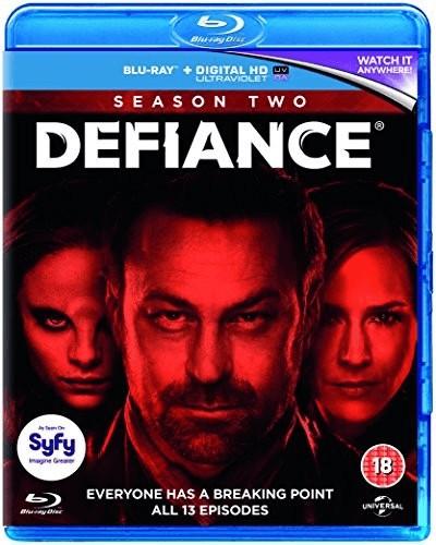 Image of Defiance - Season 2 [Blu-ray]