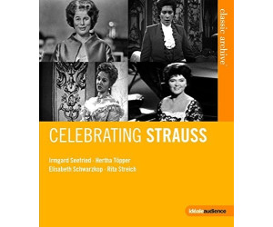 Strauss - Celebrating Strauss [Blu-ray]