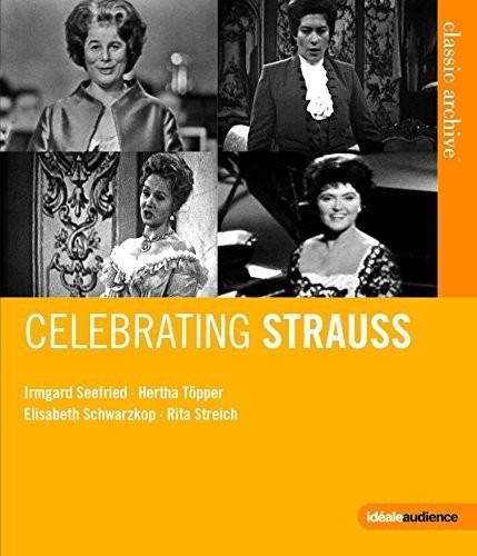 Strauss - Celebrating Strauss [Blu-ray]