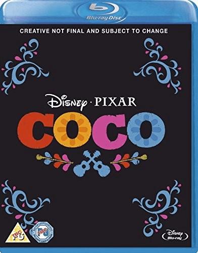 Image of Coco [Blu-ray] [2017] [Region Free]