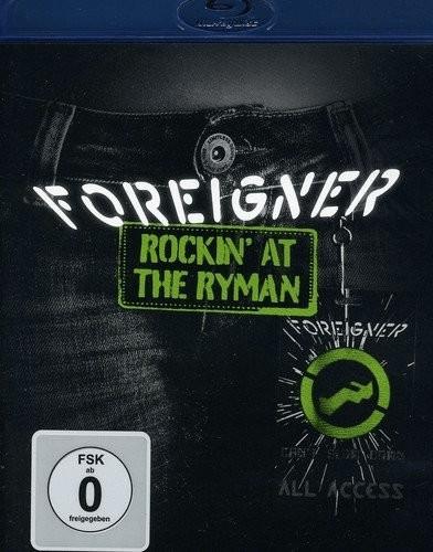 Image of Foreigner - Foreigner - Rockin' At The Ryman [Blu-ray] [2011] [Region A & B]