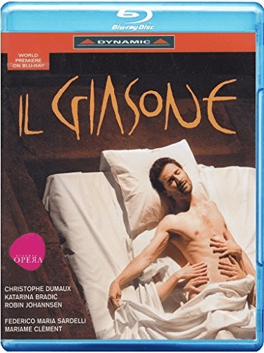 Image of Cavalli: Il Giasone 2010 Antwerp (Dynamic: 55663) [Blu-ray] [2006]