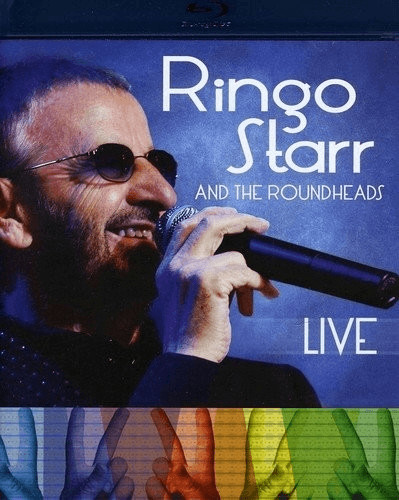 Ringo Starr And The Roundheads - Live [Blu-ray]