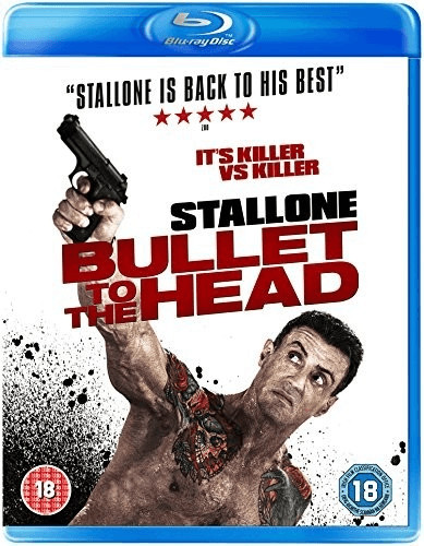 Image of Bullet to the Head [Blu-ray]