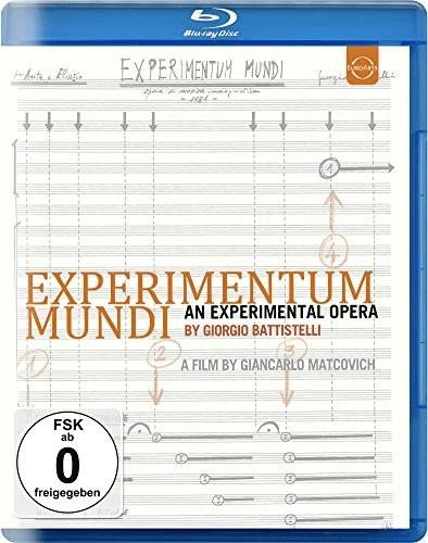 Image of Experimentum Mundi [Various] [Giorgio Battistello] [EUROARTS: BLU RAY] [Blu-ray] [2015] [NTSC]