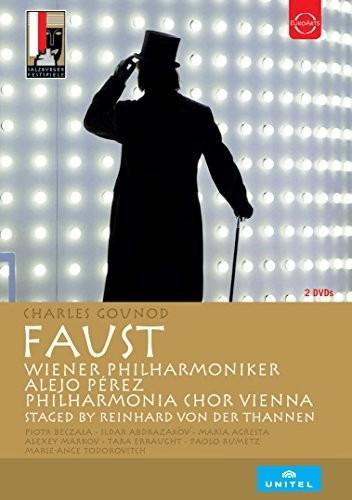 Image of Piotr Beczala - Gounod: Faust (Salzburger Festspiele 2016) [Blu-ray] [2017] [Region Free]