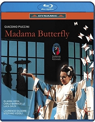 Image of Puccini: Madama Butterfly (Dynamic: 55563) [Blu-ray] [2006]