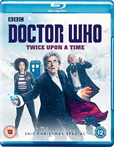 Image of Doctor Who - Twice Upon A Time (Christmas Special 2017) [Blu-ray]