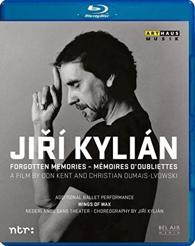 Jirí Kylián - Forgotten Memories [Blu-ray]