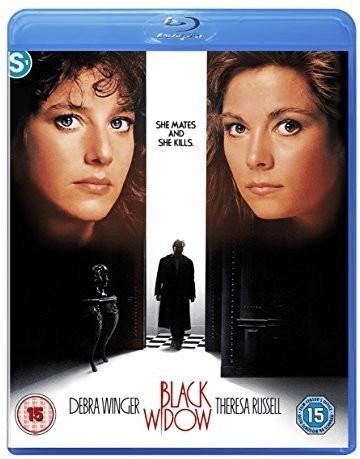 Image of Black Widow [Blu -ray] [Blu-ray]