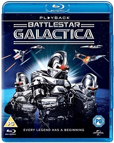 Image of Battlestar Galactica [Blu-ray] [1978] [Region Free]