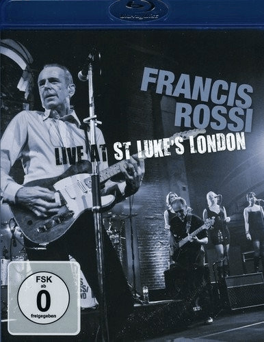 Image of Francis Rossi: Live From St. Luke's, London [Blu-ray] [2011] [Region Free]