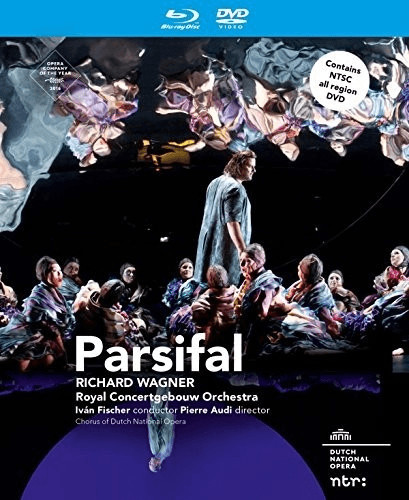 Image of Parsifal: Dutch National Opera (Fischer) [Blu-ray]