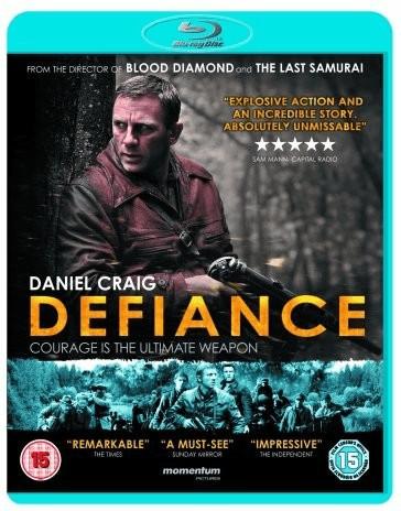 Image of Defiance [Blu-ray]