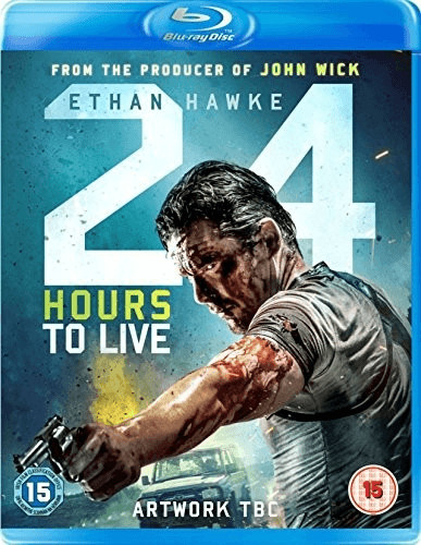 Image of 24 Hours to Live [Blu-ray] [2017]