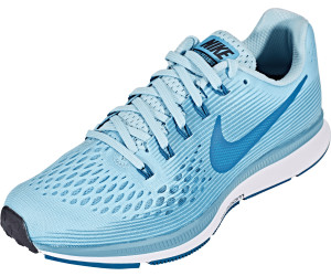 Nike Air Zoom Pegasus 34 Women ocean bliss noise aqua black blue ... 016dd365e65
