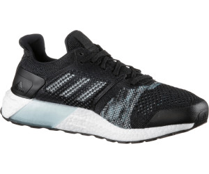 7d9a06b93 Buy Adidas Ultra Boost ST core black white solar orange from £118.98 ...