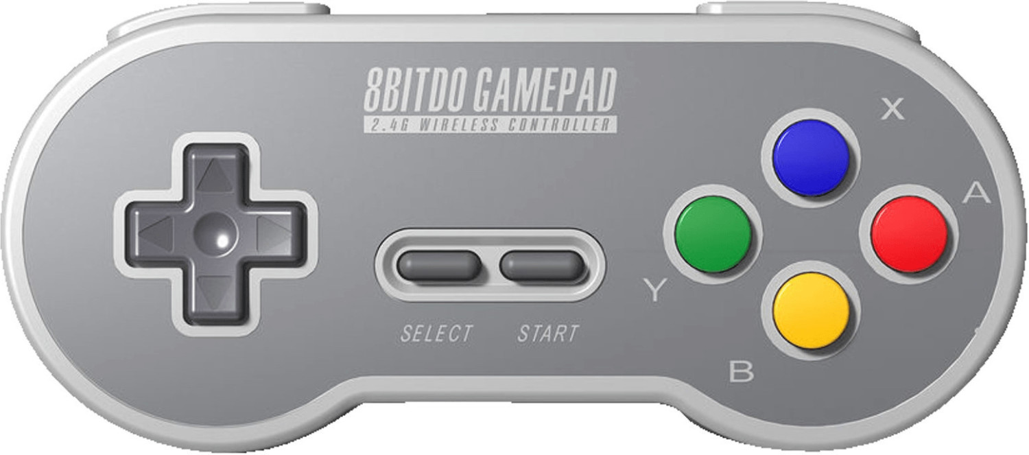 Image of 8bitdo SF30 2.4G Wireless Gamepad