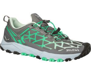 Salewa - Women's Multi Track GTX - Trailrunningschuhe Gr 4,5 grau/blau