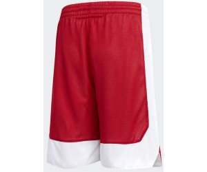 Adidas Crazy Explosive Reversible Shorts Kinder power red