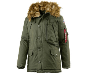 best service 2bfce abd08 Alpha Industries Polar Jacket ab 159,96 € (Oktober 2019 ...