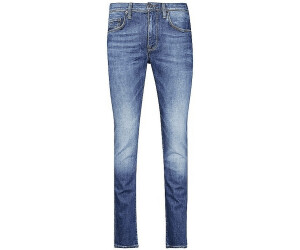 Tommy Hilfiger Core Denton Straight Jean homme, Clean Black