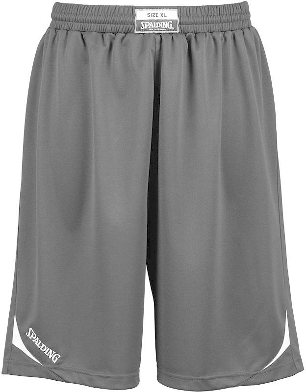 Spalding Attack Shorts black/white