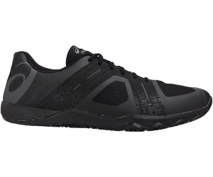 CONVICTION X 2 - Trainings-/Fitnessschuh - black/carbon/sulphur spring