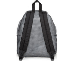 94bcfd4b5b7f Sac à dos Eastpak Padded Pak r EK620 Authentic Black Mesh blanc NkwZOS